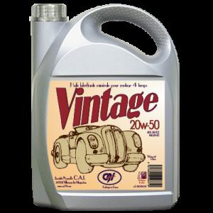 20W-50 Vintage