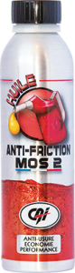 Anti-friction MoS2