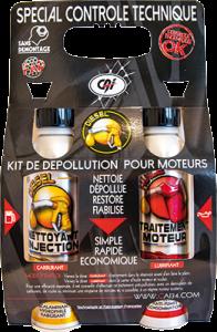 Kit Contrôle Technique Diesel