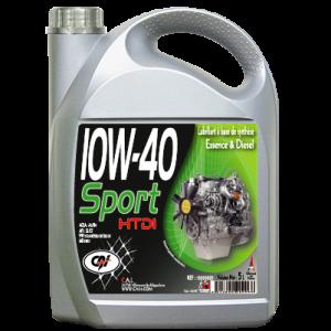 10W-40 Sport