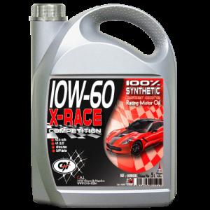 10W-60 X-Race