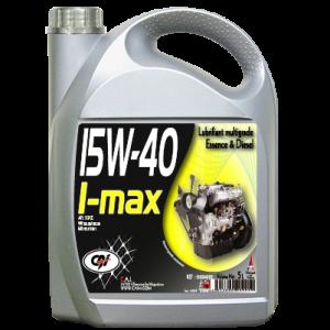 15W-40 I-Max