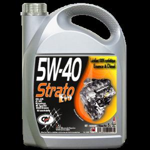 5W-40 Strato Evo
