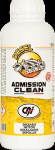 Admission Clean Diesel