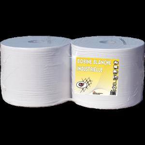 Bobine papier blanc 1500F