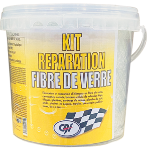 Kit Fibre de Verre