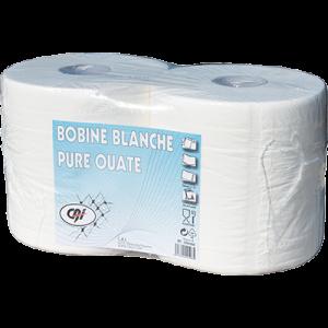 Bobine papier blanc 1000F