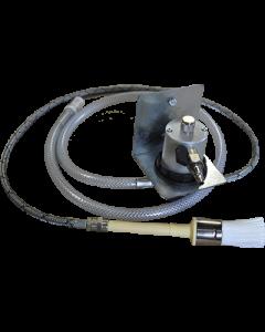 Pompe pneumatique complète